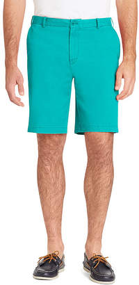 Izod Saltwater Stretch Mens Mid Rise Stretch Chino Short