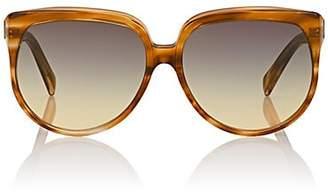 6ef5f3cdd2e2 Celine Women s Oversized Cat-Eye Sunglasses - Gray