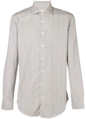 Etro embroidered long-sleeve shirt