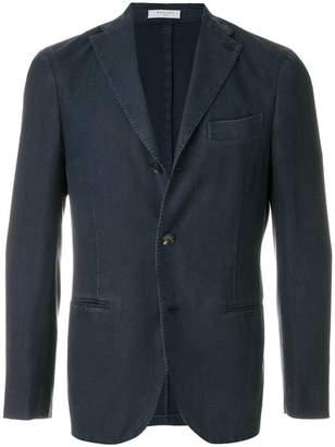 Boglioli classic slim-fit jacket
