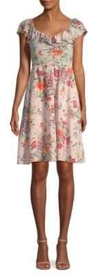 Rebecca Taylor Marlena Ruffle Dress