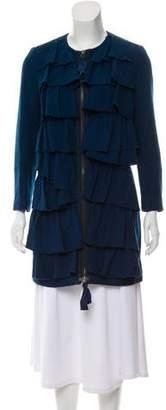 3.1 Phillip Lim Wool-Blend Tiered Jacket