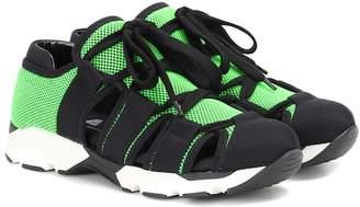 Marni Techno fabric sneakers