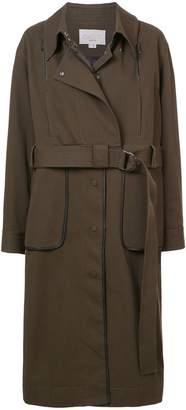 Jason Wu belted trench coat