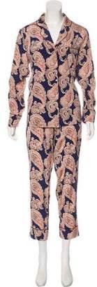 Stella McCartney 2017 Pajama Set