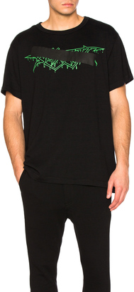 OFF-WHITE Rock Mirror Tee $299 thestylecure.com
