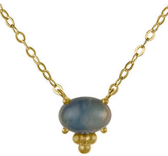 Tag Heuer FINE JEWELLERY 14K Gold Opal Necklace