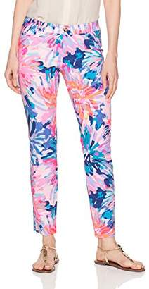 Lilly Pulitzer Women's Kelly Skinny Ankle Pant