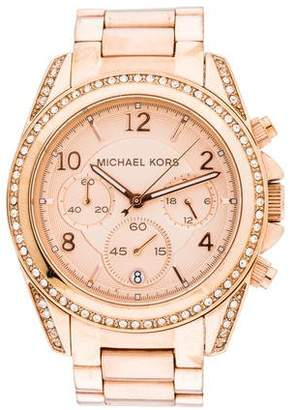 Michael Kors Blair Chronograph Watch