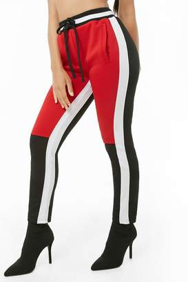 Forever 21 Colorblock Track Pants