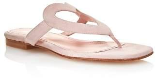 Isa Tapia Women's Te Amo Suede Heart Sandals - 100% Exclusive
