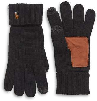 Polo Ralph Lauren Merino Wool Touch Gloves