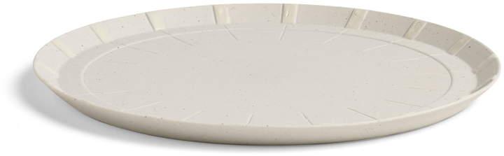 Hay - Paper Porcelain Teller Ø 17,5 cm, Grau