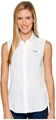 Columbia Tamiamitm Sleeveless Shirt Women's Sleeveless