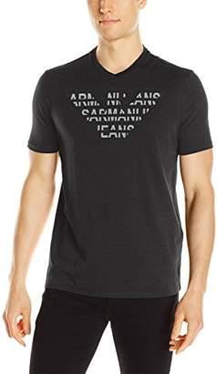 Armani Jeans Men's Eagle Letter T-Shirt