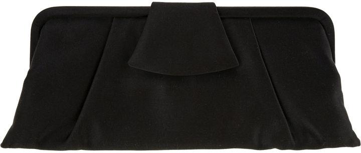 Barneys New York Magnum Clutch - Black