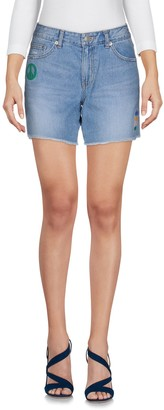 Sjyp Denim shorts - Item 42587280HC