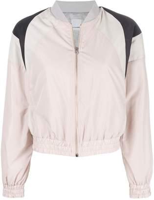 Pinko cropped bomber jacket