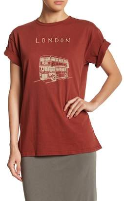 Comune Michelle by London Bus Short Sleeve Tee
