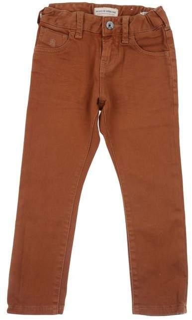 SCOTCH & SHRUNK Denim trousers