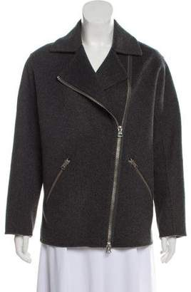 Acne Studios Wool And Cashmere Blend Casual Jacket