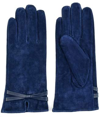 Journee Collection Women's Suede Gloves