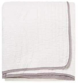 Melange Home Plaza Reversible Cotton Quilt