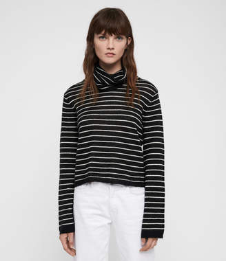 AllSaints Marty Roll Neck Sweater