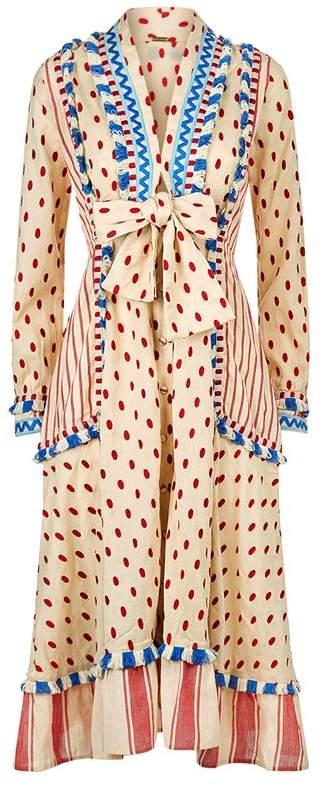 Dodo Bar Or Padma Midi Dress