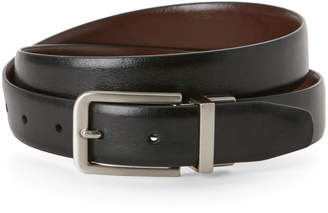 Nautica Brown & Black Reversible Belt