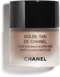 Chanel CHANEL SOLEIL TAN DE CHANEL Sheer Illuminating Fluid