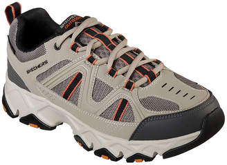 20d9468f5e8e Skechers Crossbar Mens Lace-up Extra Wide Width Sneakers