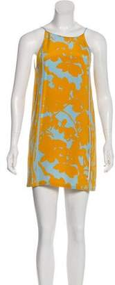 3.1 Phillip Lim Print Mini Dress