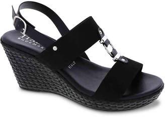 979fd2bd51b Italian Shoemakers Pusha Wedge Sandal - Women s
