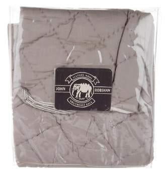 John Robshaw Pair of Storm Standard-Size Pillow Shams