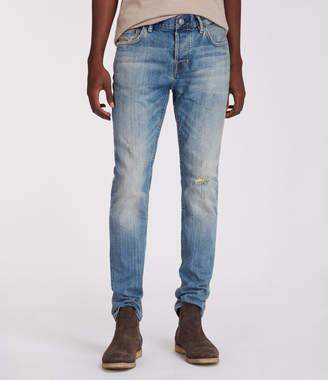 AllSaints Inyo Rex Straight Skinny Jeans