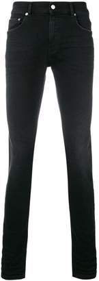 Versus five pocket denim-style trousers