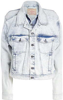 Y/Project Double Front Denim Jacket