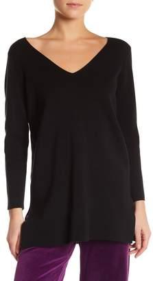 Joan Vass Knit Tunic Sweater