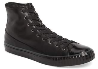 John Varvatos Collection Bootleg High Top Sneaker