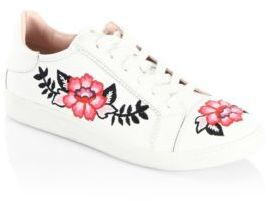 Kate Spade New York Everhart Leather Sneakers
