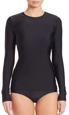 Cover Perfect Swim Tee $78 thestylecure.com