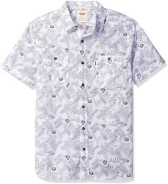 Levi's Men's Kofi Short Sleeve Woven Shirt
