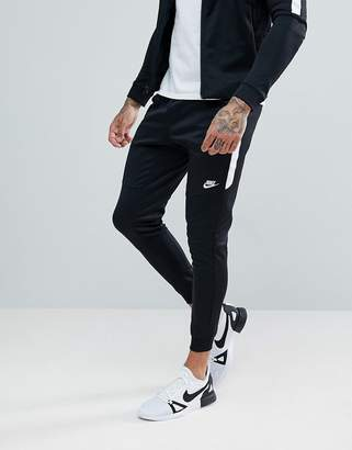 Nike tribute poly joggers in black 884898-010