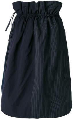 Stella McCartney drawstring skirt