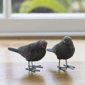 The Flower Studio Little Love Bird Pair