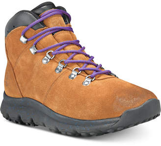 Timberland Men's World Hiker Leather Boots Men's Shoes
