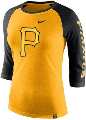 Nike Women's Pittsburgh Pirates Triblend Tee
