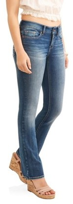 Time and Tru Women's Core Bootcut Jean