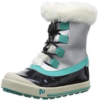 Merrell Spruzzi Waterproof, Unisex Kid's Quick Lace Boots -10 UK